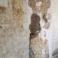 Enduit plâtre sur un mur suite à un dégât des eaux